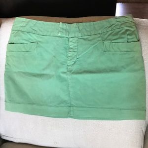 American Eagle Green Skirt Size 10.